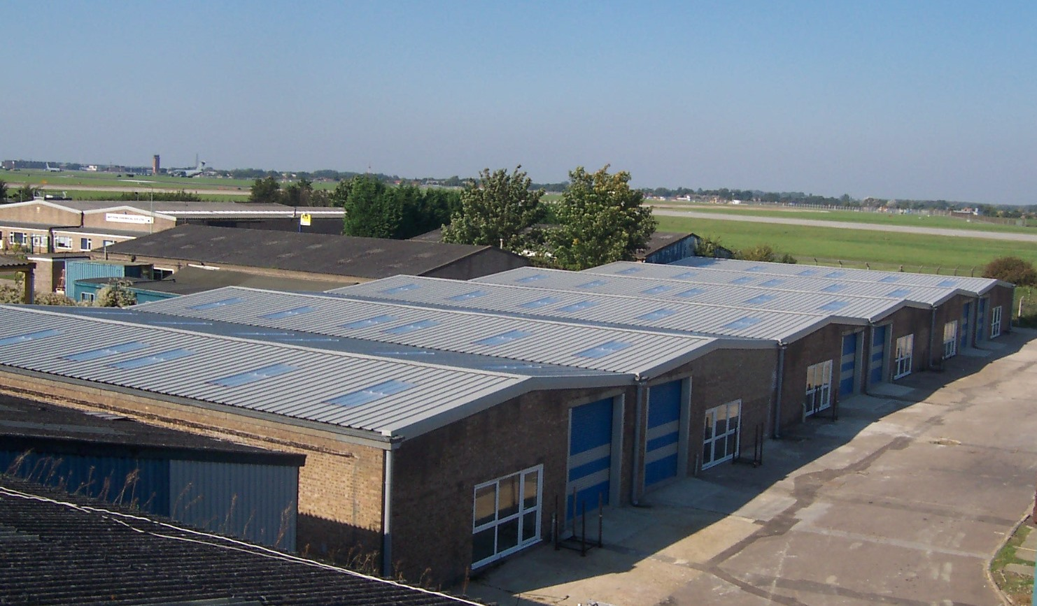 6No. Units, Mildenhall, Suffolk