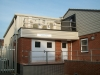 Norwich Community Hospital - Cladding