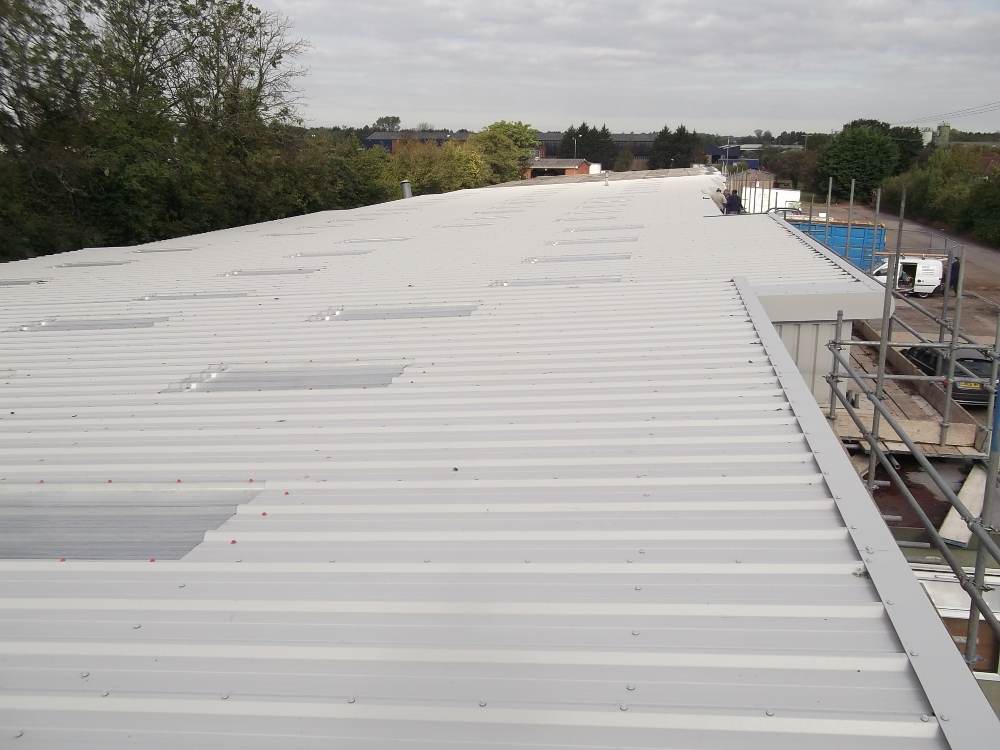 Industrial Roofing & Cladding