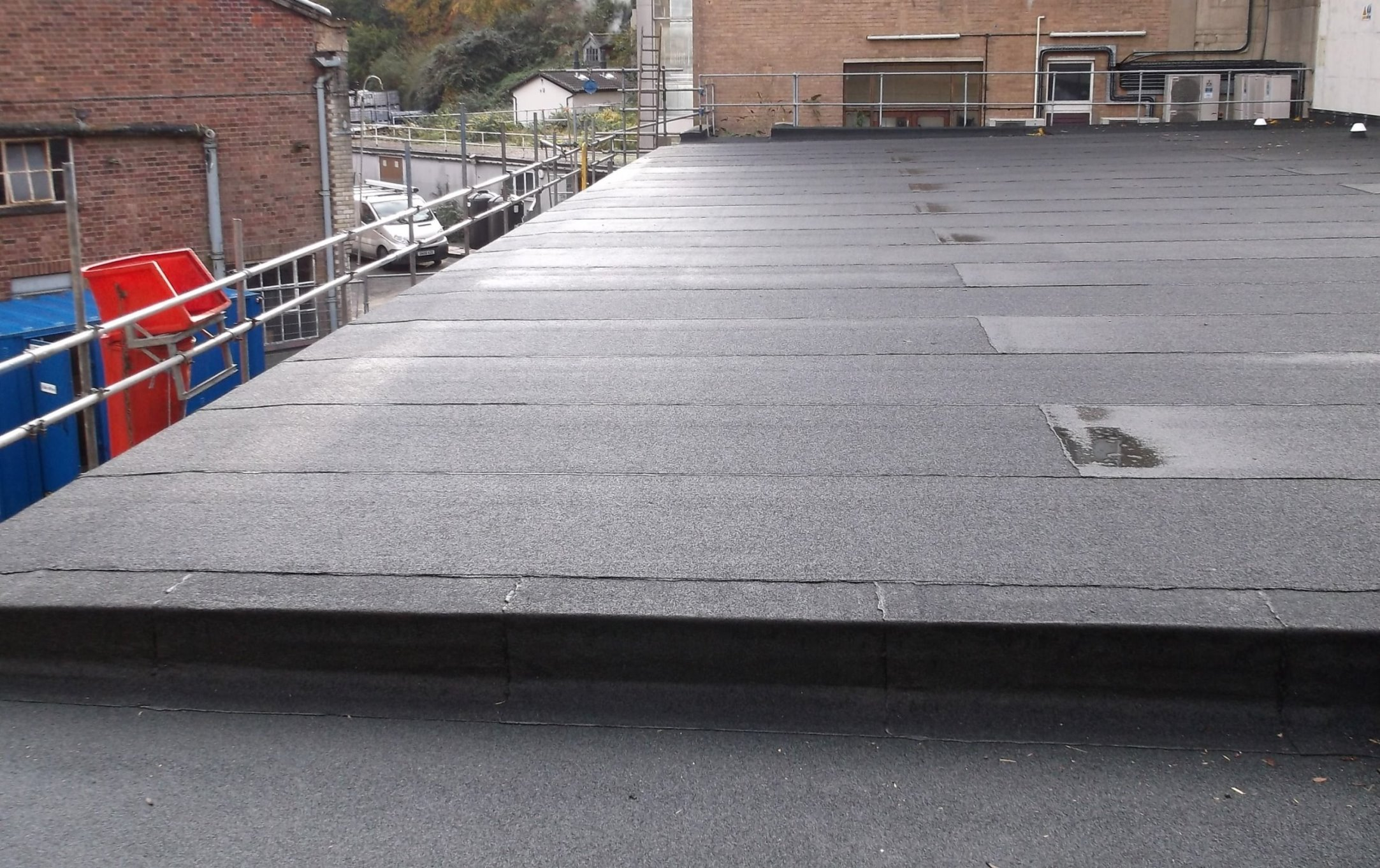 Flat roofing norwich