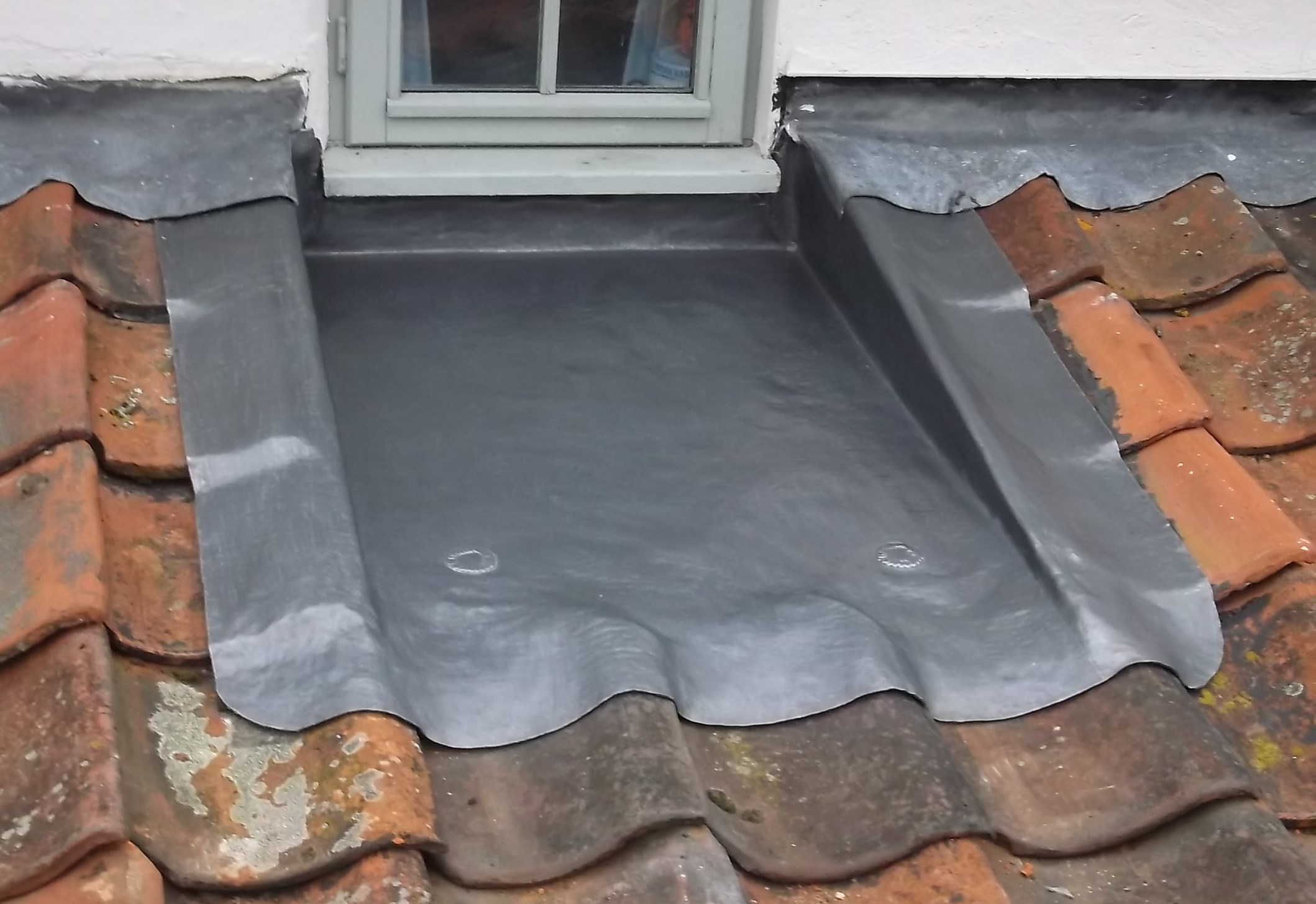 Lead roofing Norfolk